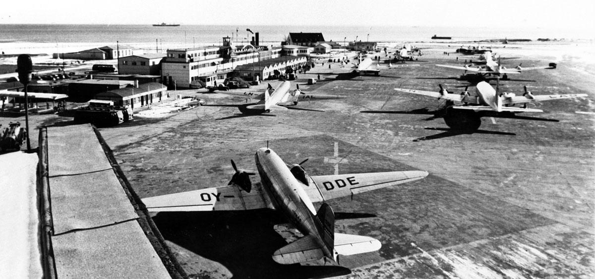 Dansk Pilotforenings historie - dpf.info